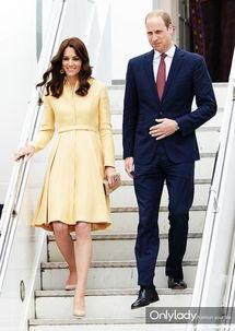 婷婷桃色网-黄色大衣裙-高手 凯特王妃穿4年前的旧衣依旧美上天