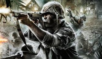 使命召唤:战争世界-勿忘历史 抗战类游戏大推送