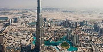 124层哈利法塔非黄金时间塔票 迪拜购物中心水族馆 成人票 -哈利法...