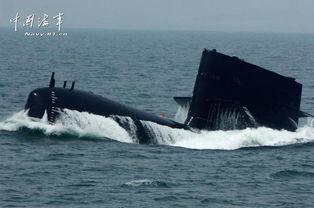 039型潜艇(北约代号宋级潜艇),是中国人民解放军海军701所开发...