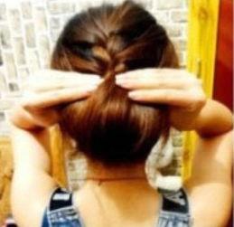 ...012最新编发图解教程 教你用最基础三股辫打造两款甜美发型 12