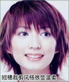 10款日式中短发-今夏流行发型