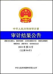 ...息:国家审计署网站27日公布了2011年全国地方政府性债务审计结...