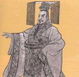 这就是古一帝秦始皇,一个中国历... 然而,自己的这些千秋大业却被史...