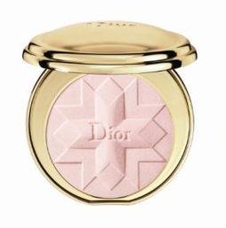天鹅绒之吻-全新Dior2015迪奥圣诞妆容 让你迷上都市感金