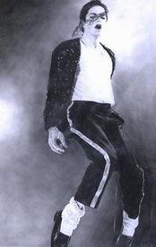 5日下午5时,流行音乐之王迈克尔... 迈克尔-杰克逊是继猫王之后西方...