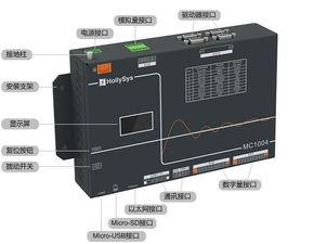 和利时 MC系列运动控制器简介