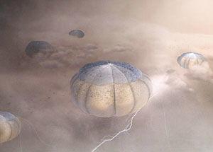 ...理学家霍金想象外太空生物 水母吃闪电 组图