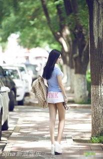 北师大校花樊玲自拍私照被曝光,网友发现其长相酷似范冰冰和关之...