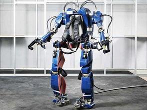 秒变 钢铁侠 全新外骨骼机器人曝光