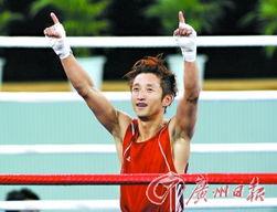 为期两天的亚洲拳王争霸赛可谓是... 邹市明也不负众望,在51公斤级比...