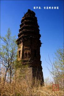 塔座为须弥式,砖雕仰莲,并刻有花纹.塔座经维修已经面目全非-葫...