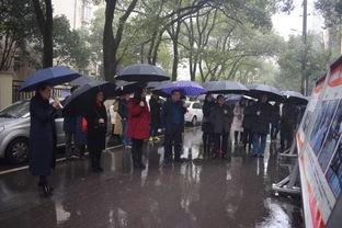 1月8日下午,雨花区东塘街道工委书记黄金带领