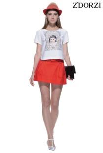 卓多姿2015夏季新款女装流行趋势
