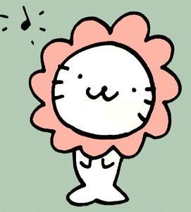 萌卡通向日葵头像