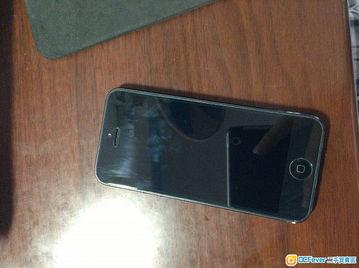 苹果手机zpa-...PApple iPhone 5 16GB 黑色