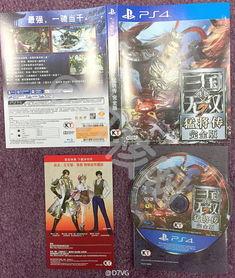 PS4 PSV国行游戏开箱测试 可在海外版机器运行