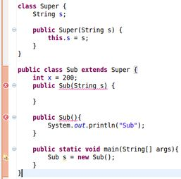 干货 Java程序员常犯的10个错误,你占几个