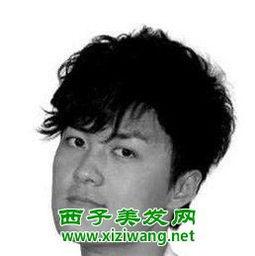 2013国字脸短发帅哥图片