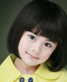 表情 小女孩蘑菇头短发烫发图片 图片大全 表情