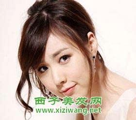 2011女生长发烫发发型图片-2012年最新烫发发型 6