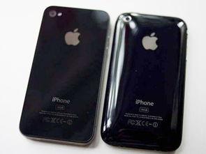 苹果iPhone4 联通版3G手机 黑色 对比图片1