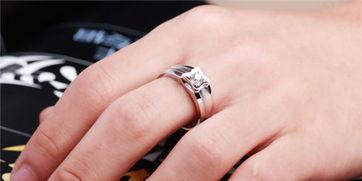 男生戒指的戴法有什么讲究 男性佩戴戒指含义解析