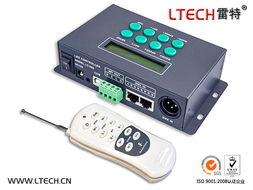 PLC-08音乐喷泉控制器使用说明书