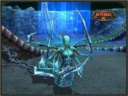 死灵术士的奇幻之旅-《神鬼传奇》幽灵海域女妖-怪兽很忙 神鬼传奇 三大BOSS档期满