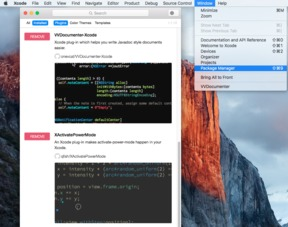 使用Alcatraz为Xcode安装XActivatePowerMode插件, 从此敲代码逼格...
