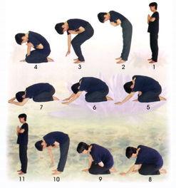 拜佛姿势图解 教你礼佛的正确姿势和拜佛的意义