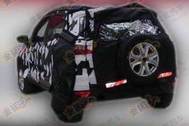 同时我们获得了国产Ecosport车型的动力配置,和之前的消息基本一致...