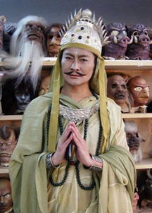 新西游记中出人意料的文殊菩萨 景岗山