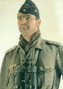 二战德军军服-山地部队上尉-二战德军军服
