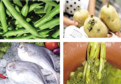 增加,如果食用颜色过深、变黏的... 发芽或变色的土豆含有大量龙葵素...