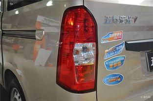 2015款 五菱荣光V 1.5L 实用型 -苏州华意五菱