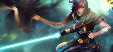 英雄联盟一剑斩天穹,LOL最强剑客排名