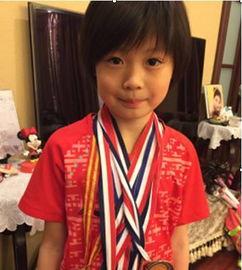 裴 l uxb コ寰ox琪-陈玺如   女,8岁,青岛市崂山区第二实验小学学生.她曾获得2016山...