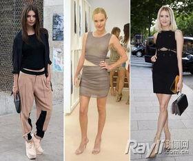 女明星示范裸色高跟鞋穿法-显腿长利器 全靠小S和凯特王妃都爱穿的...