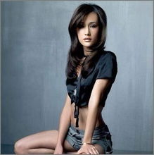 ...aggieQ 国内最具有魔鬼身材的女明星 模特