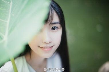 ...摄影师李小蕾在微博上晒出这组小仙女与小苹果美照,迅速得到众多...