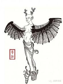 ...势 神话中上古时期的十大魔神