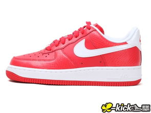 NIKE AIR FORCE 1 女 2013 红 -NIKE FORCE 1 女 2013 红 FORCE ...