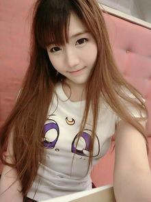 泰国大学生女主播童颜巨乳 皮肤白嫩长相超萌