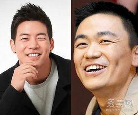 韩国男演员李尚允撞脸王宝强-佟丽娅4次被 撞脸 同款明星脸太尴尬