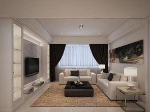 2017室内节约空间设计 房天下装修效果图