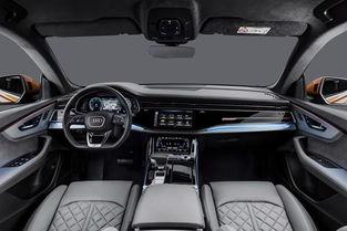 北京赛车奥迪Q8于深圳正式发布 旗舰轿跑型SUV