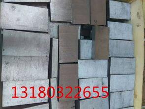 零号机械铺-钢板加工斜垫铁,选用Q235优质钢板,用气割技术下成所需垫铁的外...