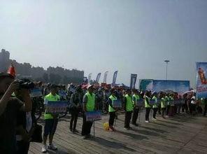 2017漯河市第四届中原骑游节暨第五届环沙澧河自行车公开赛开幕