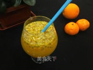 柠檬蜂蜜百香果汁的做法 柠檬蜂蜜百香果汁怎么做 爱吃客HQ的菜谱